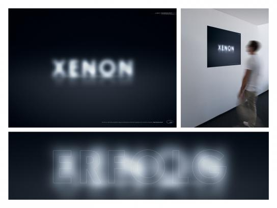 ZKW Outdoor Ad -  Xenon