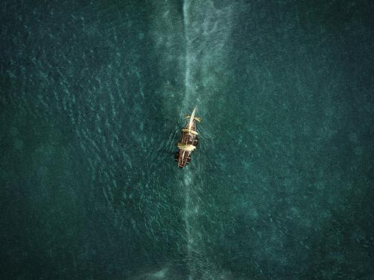 In the Heart of the Sea Print Ad - Teaser