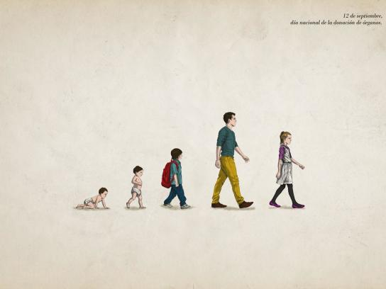 INAT Print Ad -  National Organ Donation Day