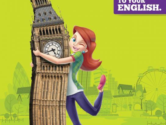 inFlux Print Ad -  Big Ben