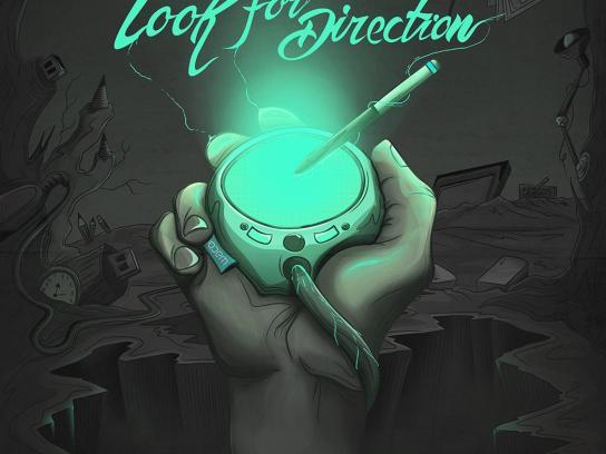 Raya Print Ad -  Escuela Para Prácticas - Art directors