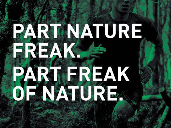 Inov8 Print Ad -  Freak