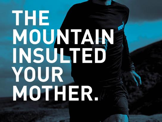 Inov8 Print Ad -  Mother