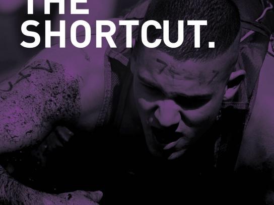 Inov8 Print Ad -  Shortcut