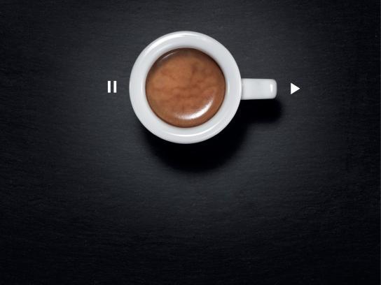 Black&Blaze Print Ad -  Coffee turns you, 5