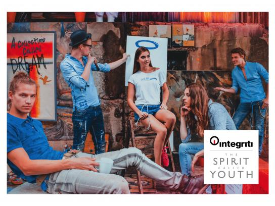 Integriti Print Ad - The spirit called youth, 6