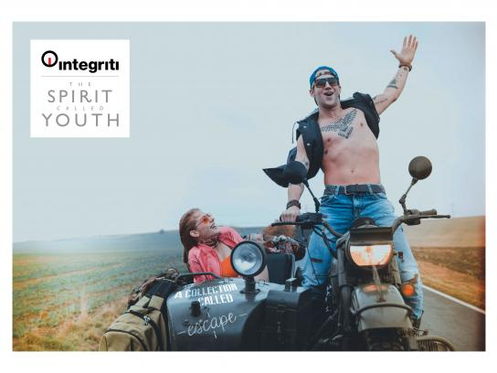 Integriti Print Ad - The spirit called youth, 7
