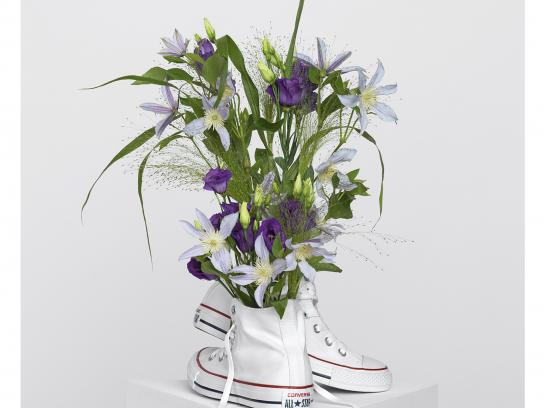 Interflora Print Ad - Thank Mum, 2