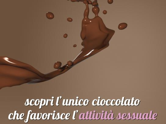 Dolcevita Print Ad - St.Valentine's Day chocolate