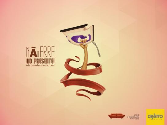 Objetto Casa Print Ad -  Iron