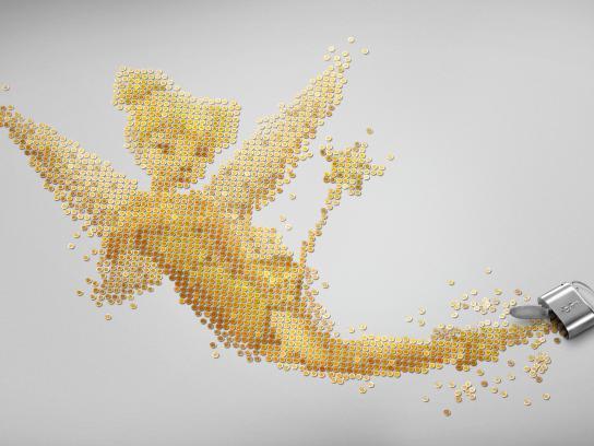 Isbank Print Ad - Fairy
