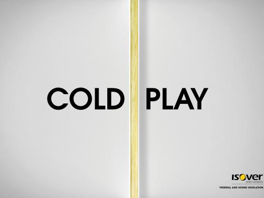 Isover Print Ad -  Play
