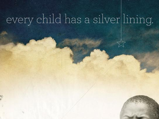 Inspiration Youth Academy Outdoor Ad -  Silver lining