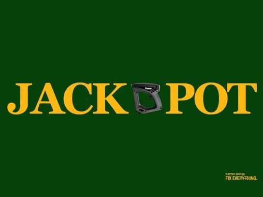 Powner Print Ad -  Jackpot