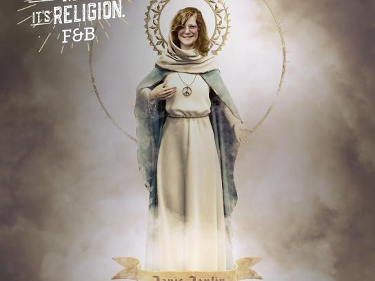 Rock is Religion - Janis