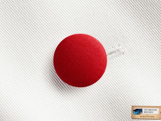 Maximiles Print Ad -  Japan