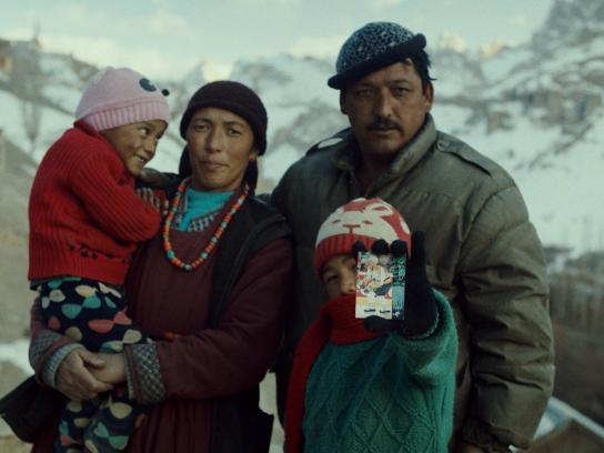 Brontosauri v Himalajich Film Ad - Jágrlama