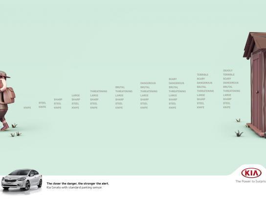 KIA Print Ad - Jason