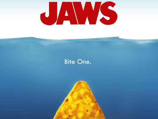 Movie Doritos - Jaws