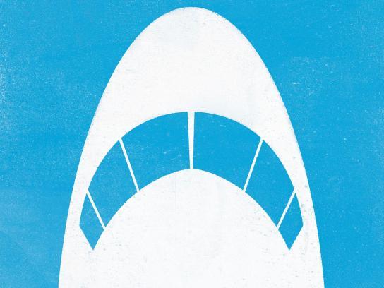Latam Print Ad - Jaws