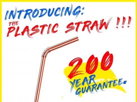 Plastic Pollution Coalition Print Ad - #EndTheGuarantee, 3