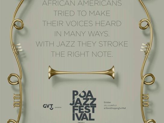 Poa Jazz Festival Print Ad -  Heard