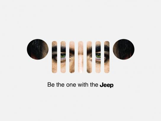 Jeep Outdoor Ad - Be the one, 3