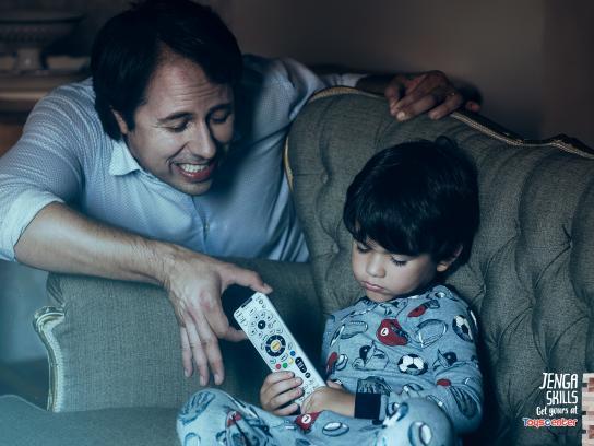 ToysCenter Print Ad - Remote