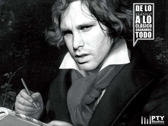 PTY Studios Print Ad - Jimthoven