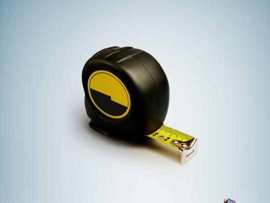 Ferimport Print Ad -  Measuring tape