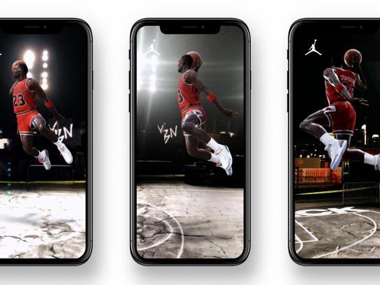 Jordan Brand Digital Ad - AR/Jordan