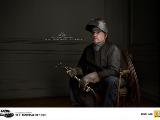 Renault Print Ad -  Professional, 4