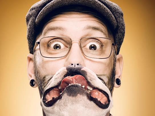 Pedigree Print Ad -  The freshest dog breath, Bruno