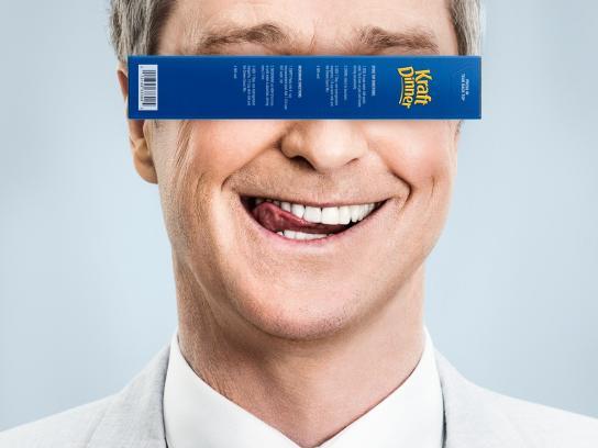 Kraft Outdoor Ad -  Guilty pleasure, 2