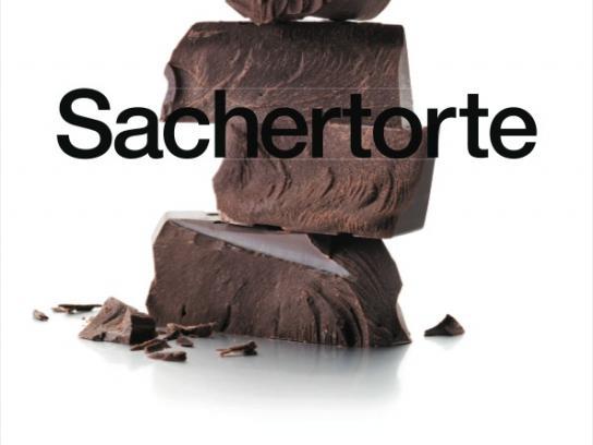 Kenwood Print Ad -  Chocolate