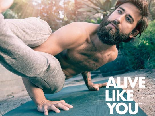 KeVita Outdoor Ad - Alive Like You, 3