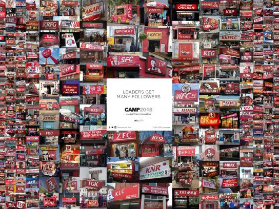 CAMP2018 Print Ad - Followers, 3