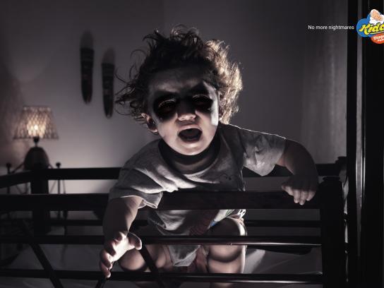 Kiddo's Print Ad - Nightmare, 2