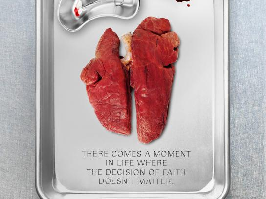 Amnesty International Print Ad - Kidney
