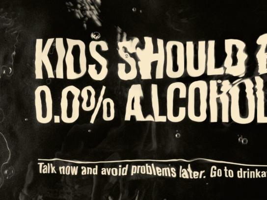 Drinkaware Print Ad -  Kids