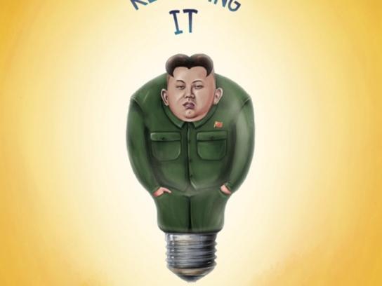 Lighting Warehouse Print Ad -  Kim