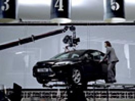 Ford Film Ad -  Kinetic