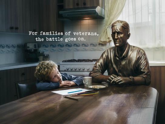 Legacy Australia Print Ad -  Kitchen