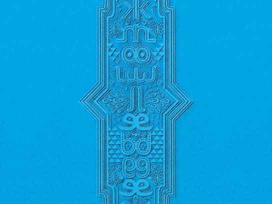 La Era Azul Library Print Ad -  Knowledge
