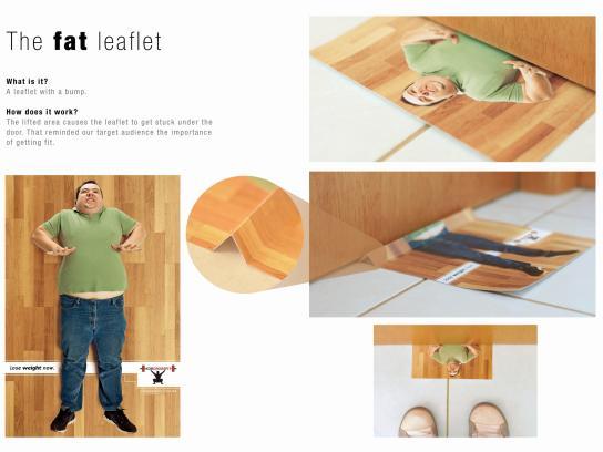 Korcrossfit Direct Ad -  The fat leaflet