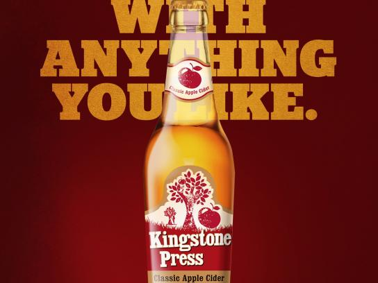 Kingstone Press Print Ad -  Perfectly