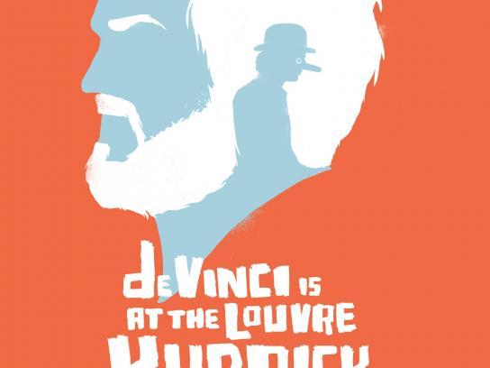 Cinema du Parc Print Ad -  Kubrick