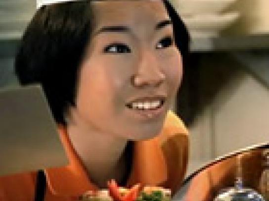 Old Hong Kong Tea House Film Ad -  Taste Hong Kong - Kungfu