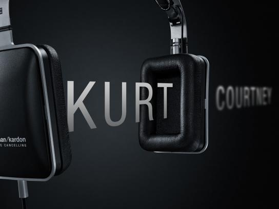 Harman Kardon Print Ad -  Kurt