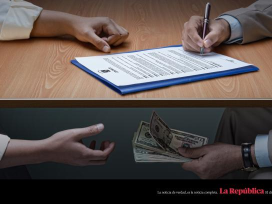 La Republica Print Ad -  Real news, 3